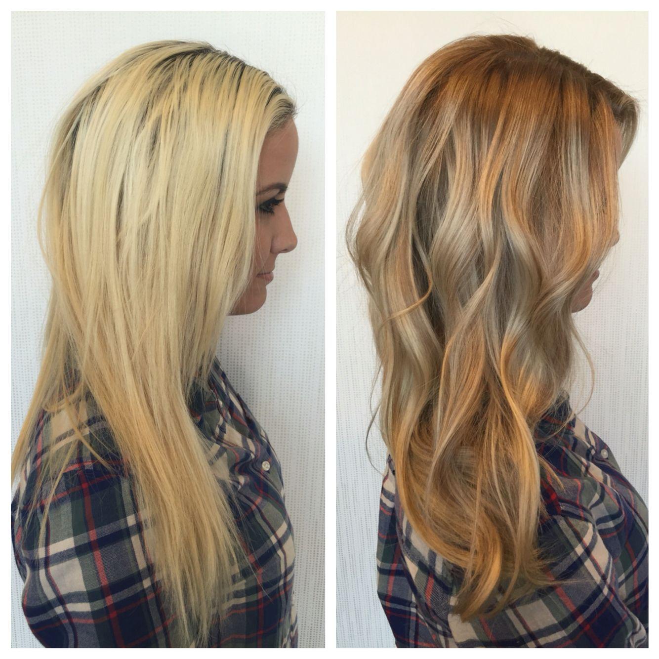 بهترین رنگ موهای ترند سال 1400+ فرمول رنگ مد سال