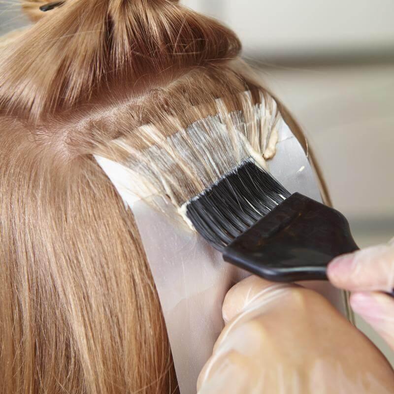 چطور بوی بد رنگ مو را ازبین ببریم؟