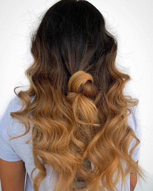 رنگ موهای جذاب ترند پاییز 2021