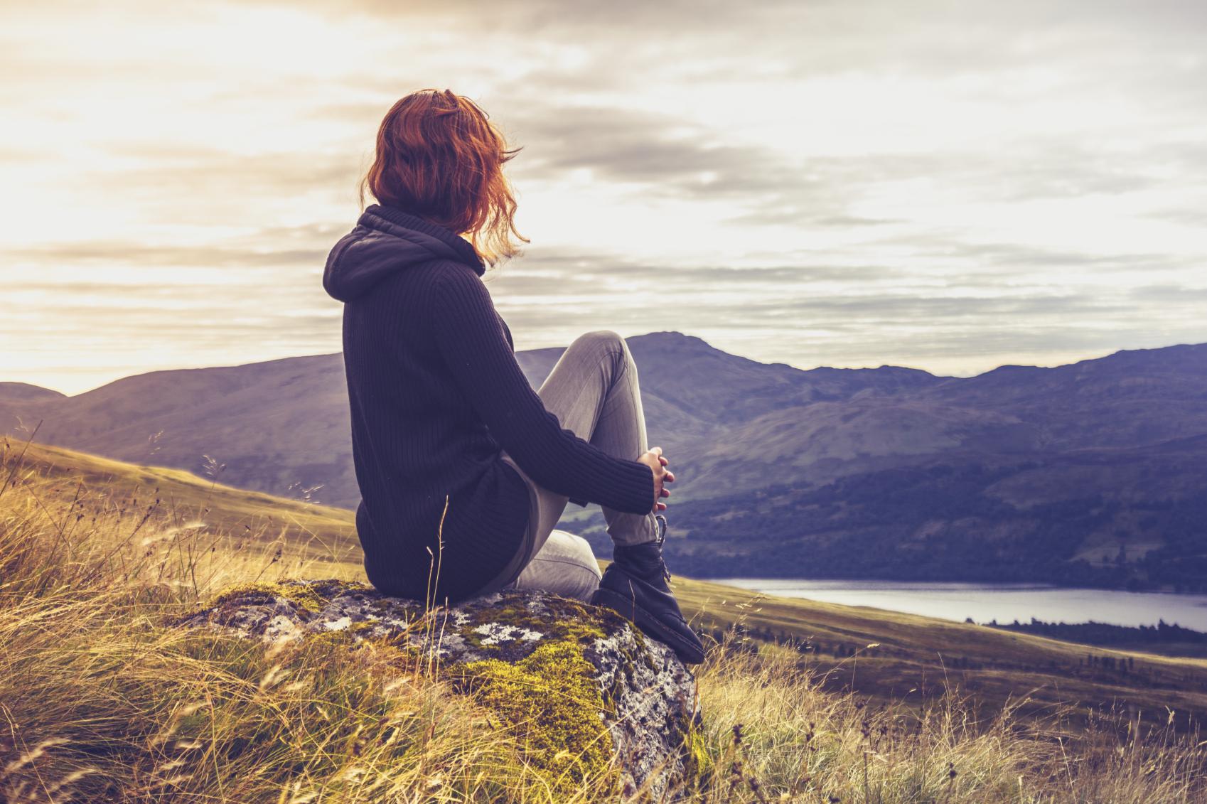 چقدر در زندگی خود «آرامش» دارید؟