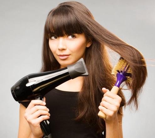 موهای خود را بدون آسیب صاف کنید