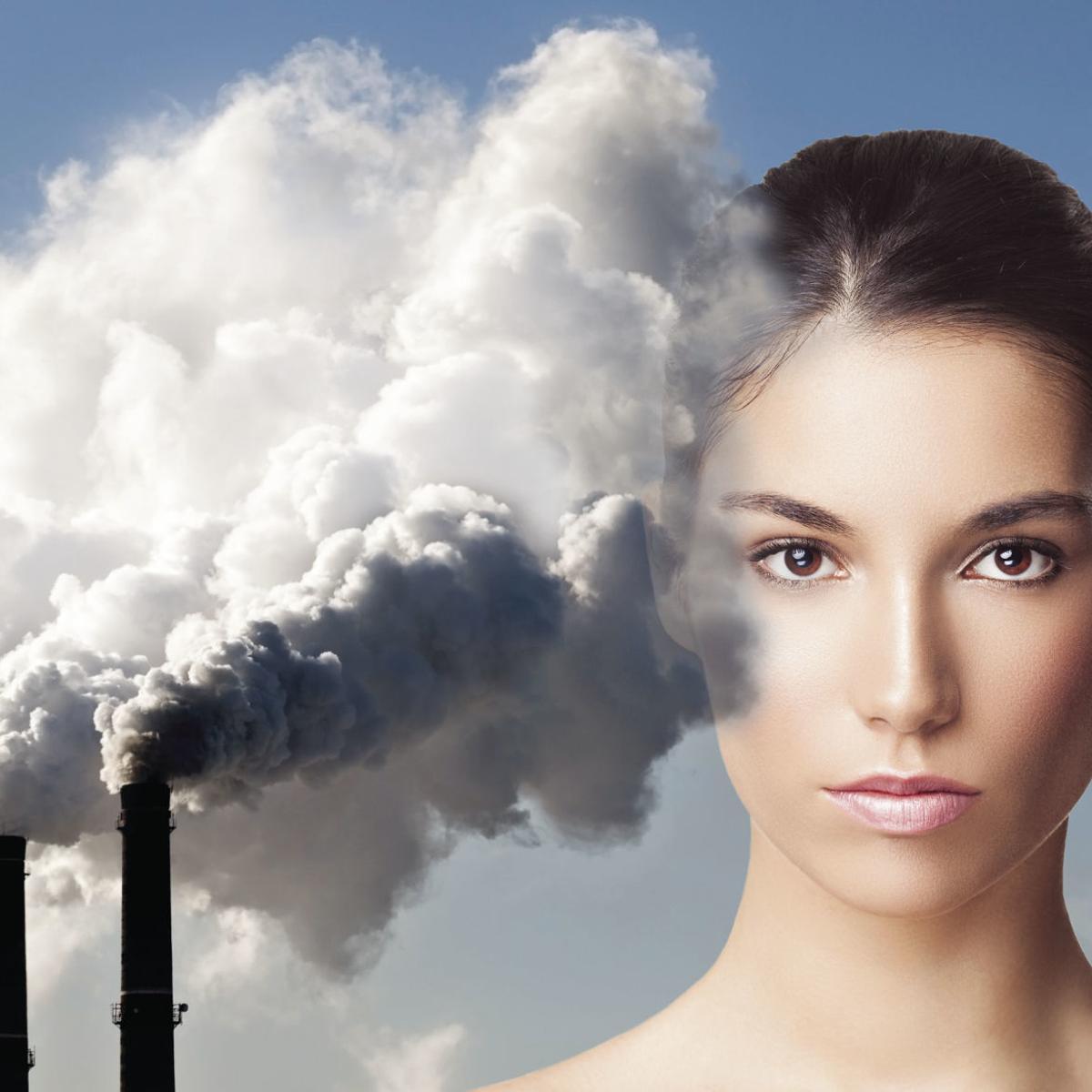 چطور از پوستمان مقابل آلودگی هوا محافظت کنیم؟