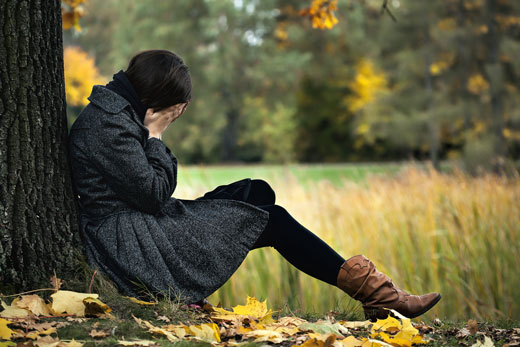 با افسردگی پاییزه چه کنیم!؟