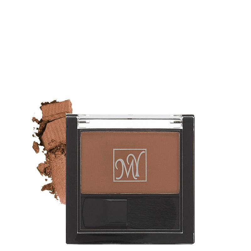 رژگونه مای مدل Natural Blush شماره 10 - برنز طلایی