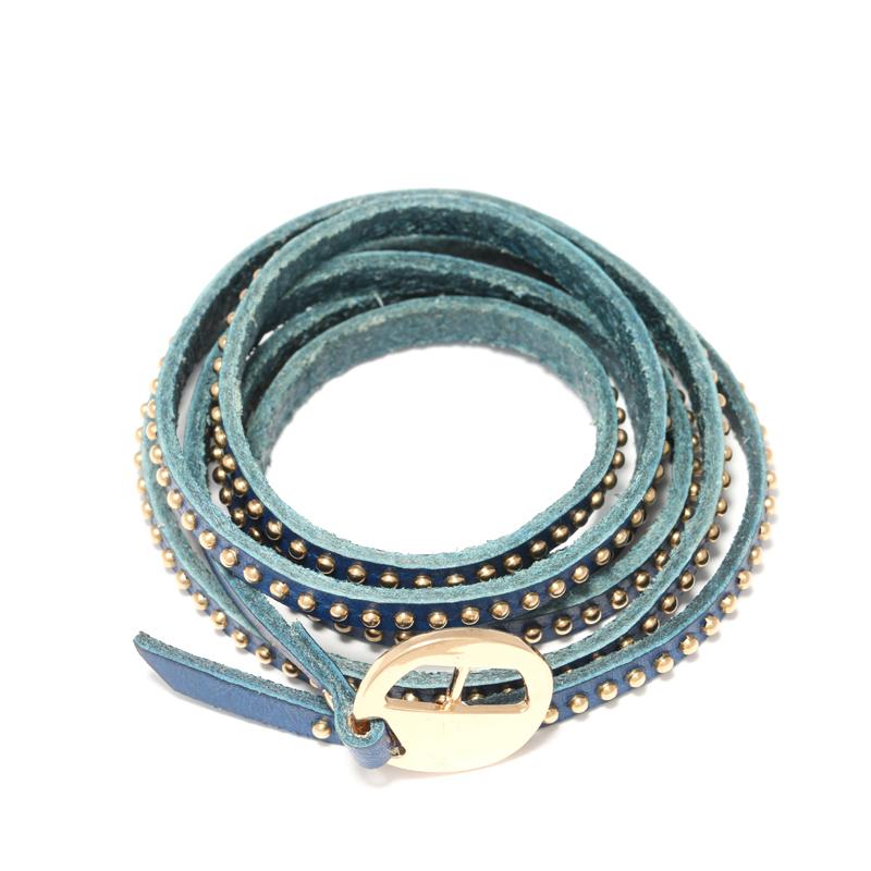 دستبند ادوریتا مدل Tornillo Cobalto