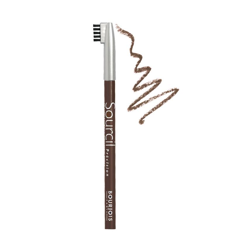 مداد ابرو برس دار بورژوآ مدل Sourcil شماره 07 - بلوند روشن