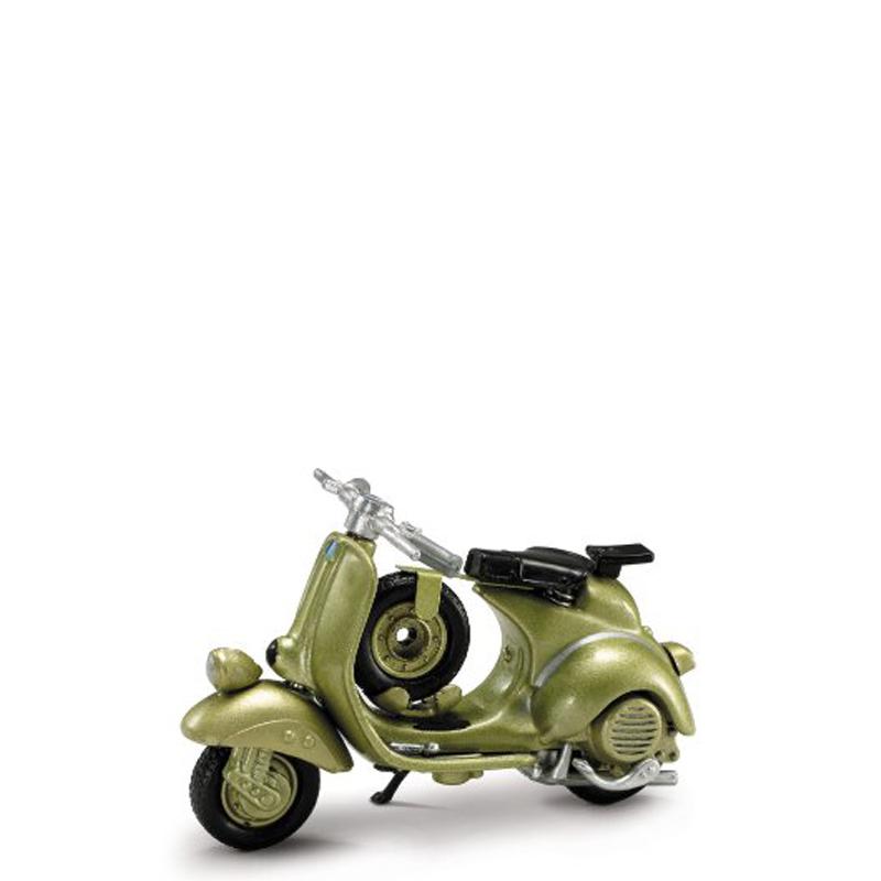 موتور دکوری وسپا سایز 1/32مدل 1952 زیتونی