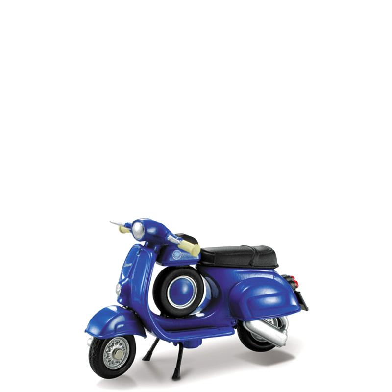 موتور دکوری وسپا سایز 1/32 مدل 1965 آبی