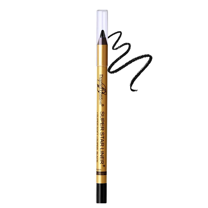 مداد چشم ضد آب دایانا آف لاندن مدل Super Star شماره 01 - مشکی