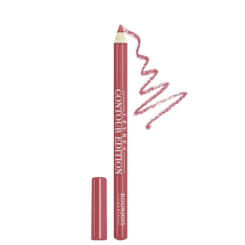 مداد لب بورژوآ مدل Contour Edition شماره 02
