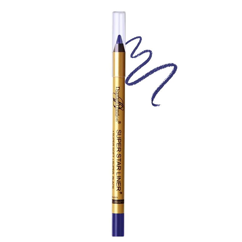 مداد چشم ضد آب دایانا آف لاندن مدل Super Star شماره 02 - آبی