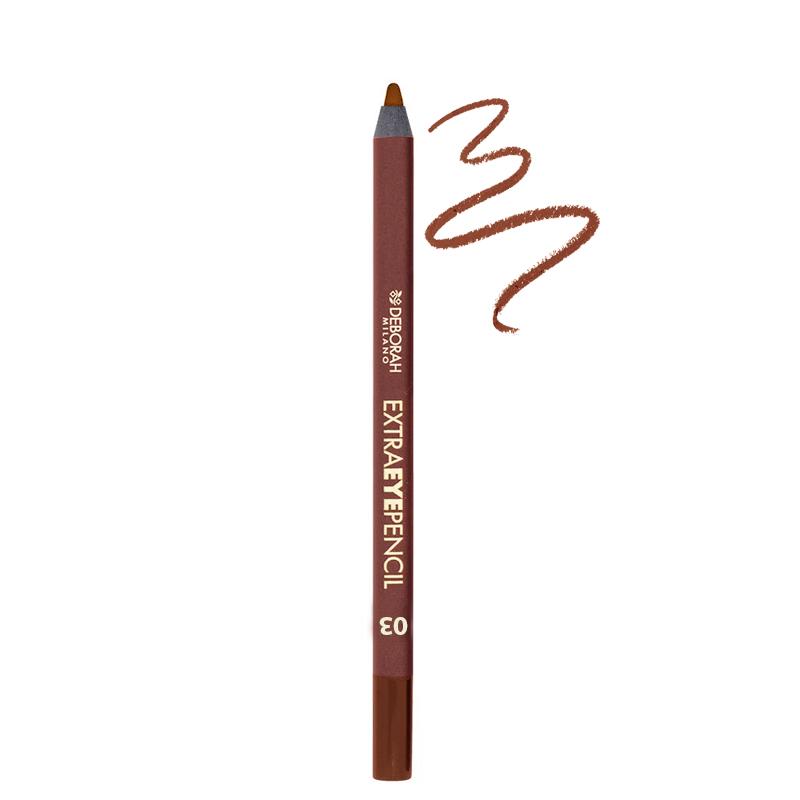 مداد لب ضد آب دبورا مدل Extra شماره 03