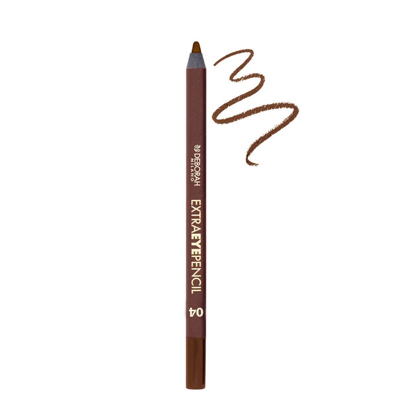 مداد لب ضد آب دبورا مدل Extra شماره 04
