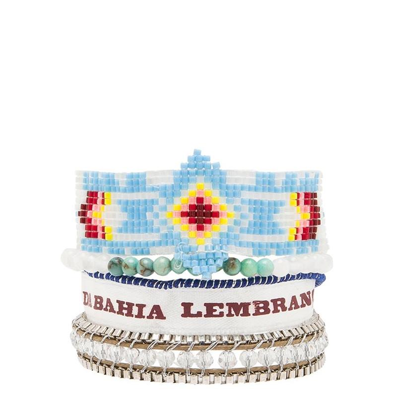 دستبند هیپانما مدل Maldives