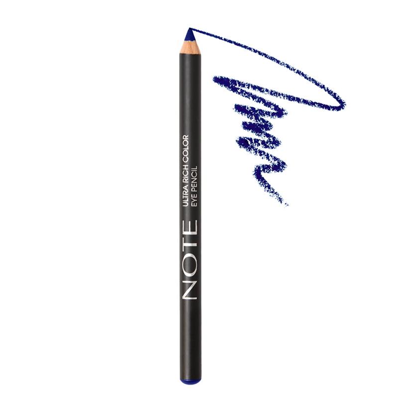 مداد چشم نُت مدل Ultra Rich Color شماره 05 - آبی کاربنی