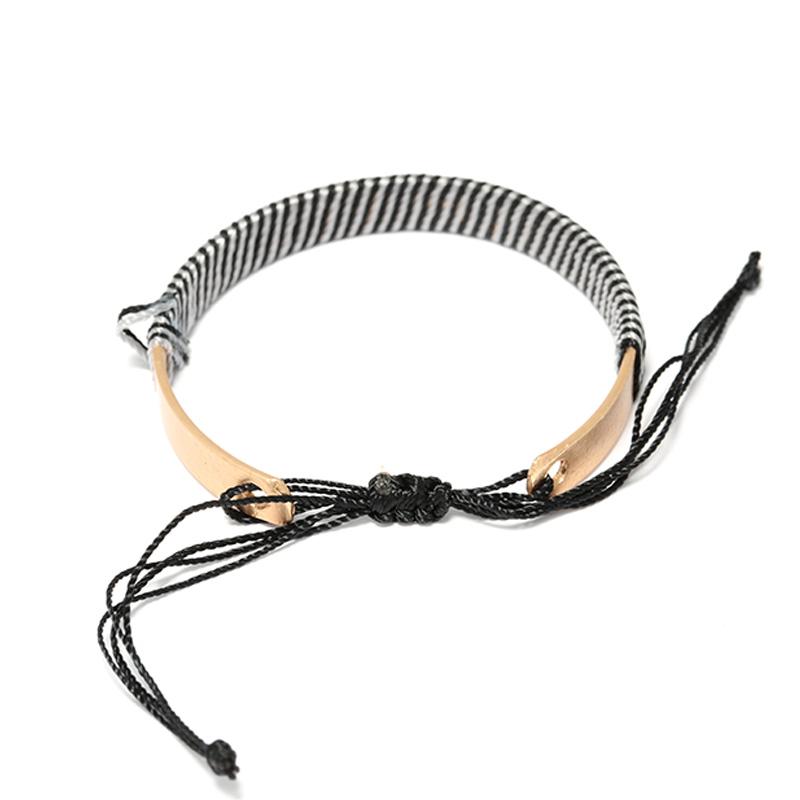 دستبند مدل النگو ادوریتا  Mixe Tejido