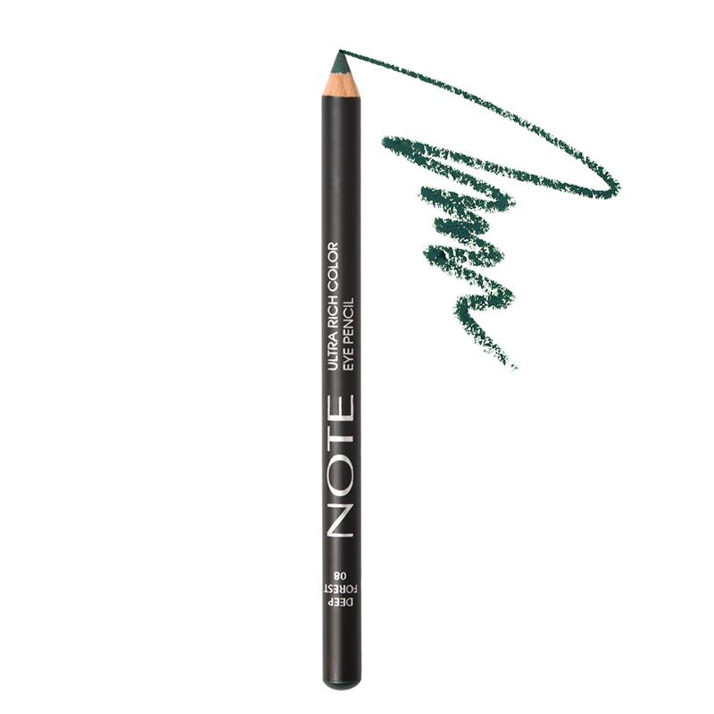 مداد چشم نُت مدل Ultra Rich Color شماره 08 - سبز
