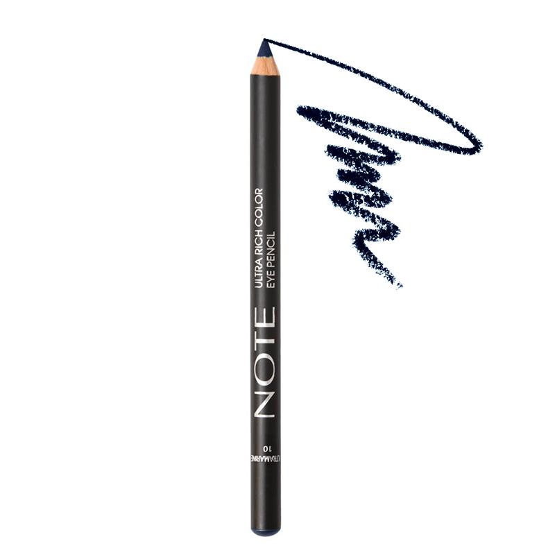 مداد چشم نوت مدل Ultra Rich Color شماره 10 - سرمه ای
