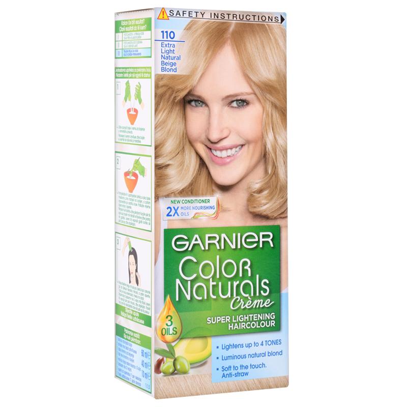 کیت رنگ مو گارنیه مدل Color Naturals شماره 110