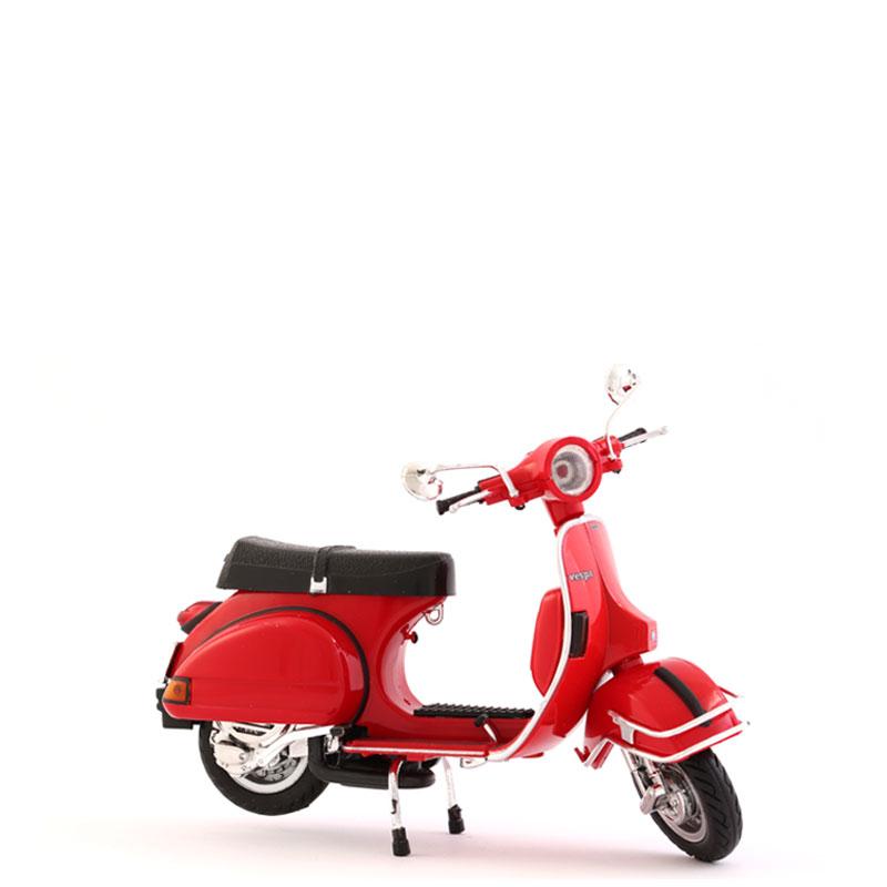 موتور دکوری وسپا سایز 1/12 قرمز