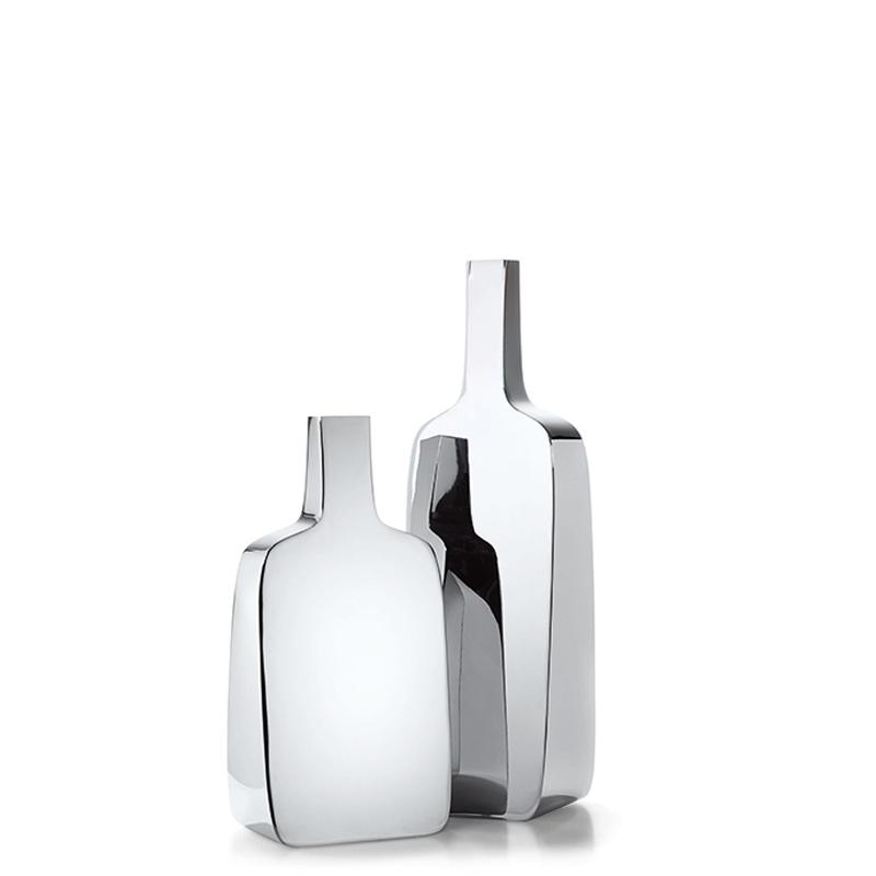 گلدان فلزی فیلیپی مدل Bottle سایز L