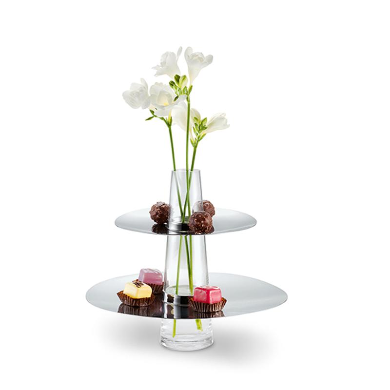 گلدان و شیرینی خوری فیلیپی مدل Fontaine