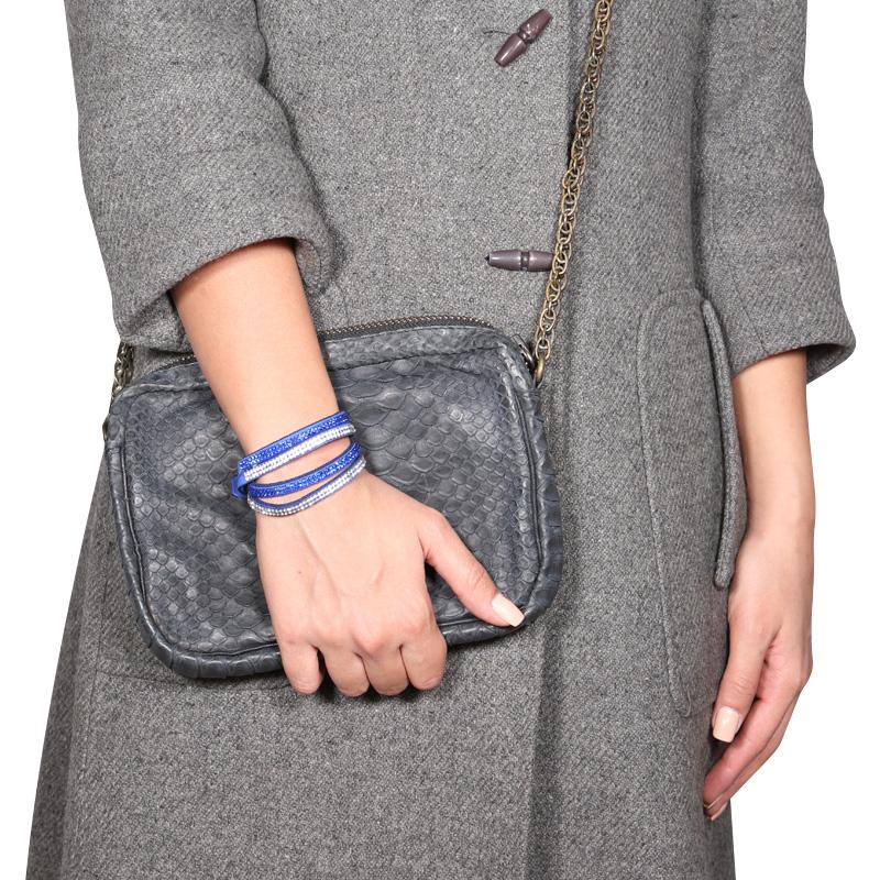دستبند ادوریتا مدل  Violeta Blanca