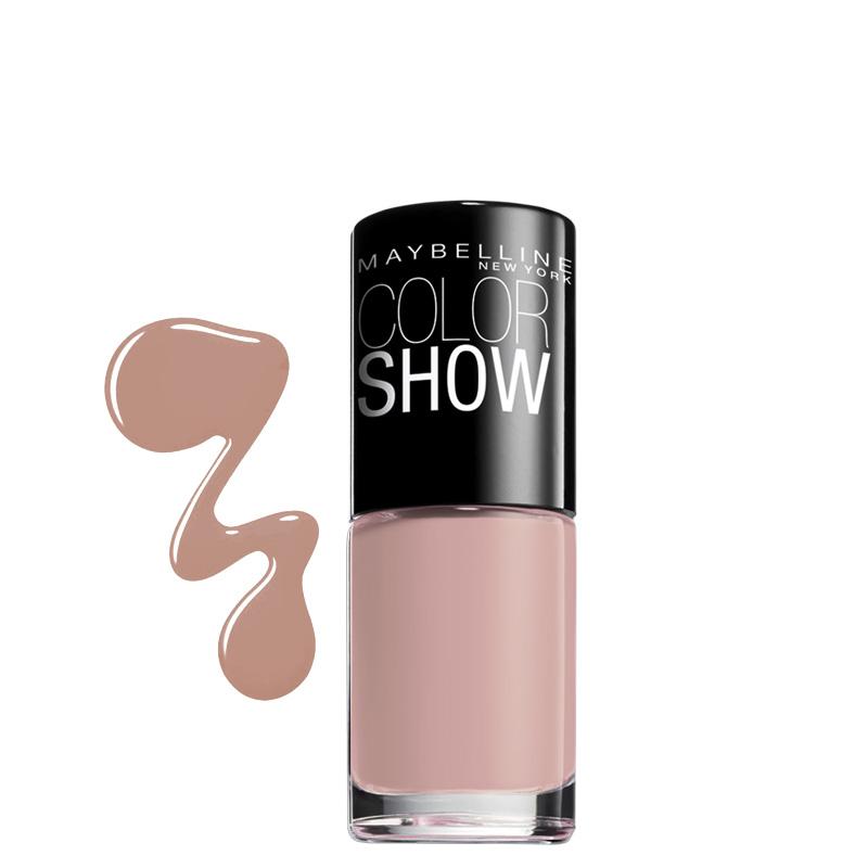 لاک ناخن میبلین مدل Color Show شماره 150 - صورتی کمرنگ