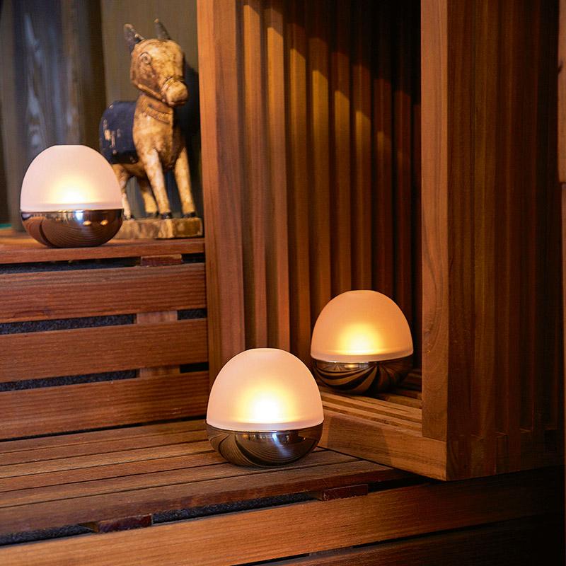 جا شمعی وارمر فیلیپی مدل Lightball