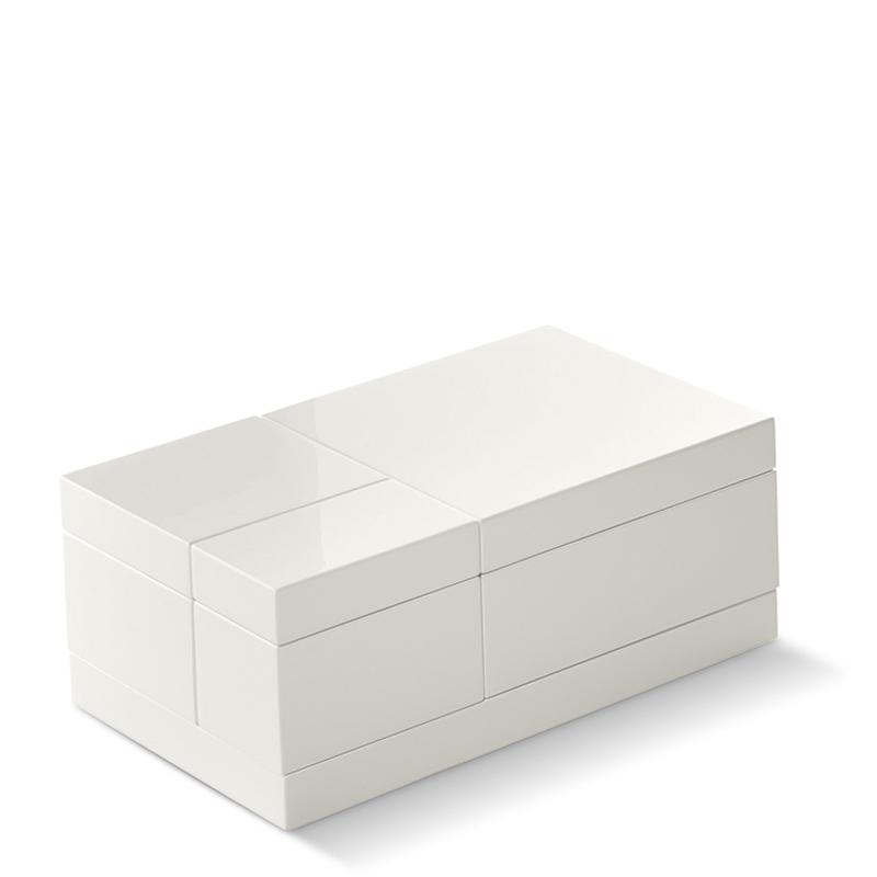 جعبه جواهرات چهار تکه فیلیپی مدل Trois