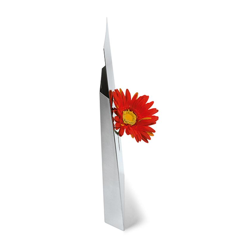 گلدان دیواری استیل فیلیپی مدل Flow