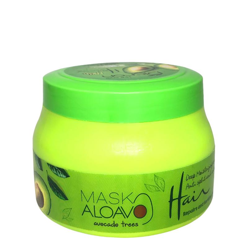 ماسک مرطوب کننده مو دیترون حاوی عصاره آلوئه ورا و آووکادو وزن 500 گرم
