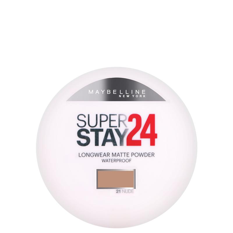پنکیک 24 ساعته مات میبلین مدل Super Stay شماره21 - طبیعی