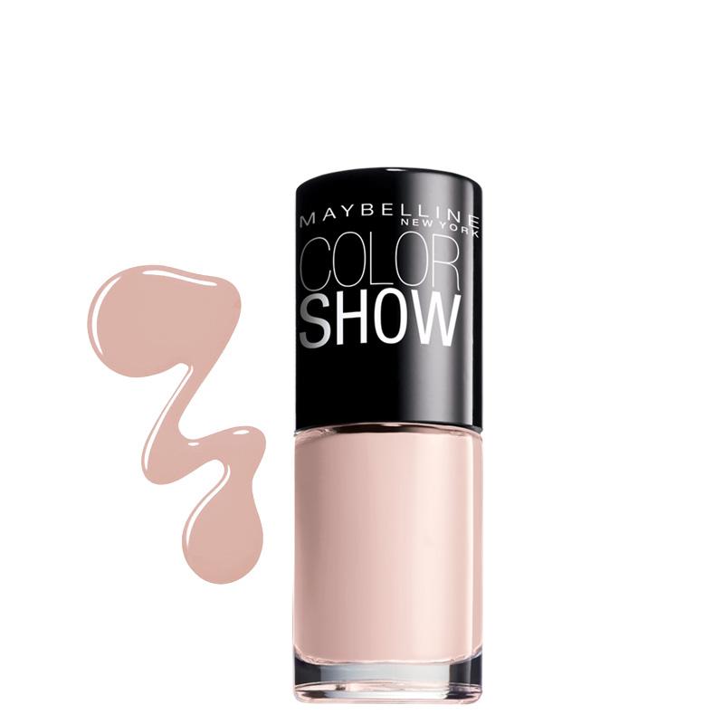 لاک ناخن میبلین مدل Color Show شماره 254 - کاراملی