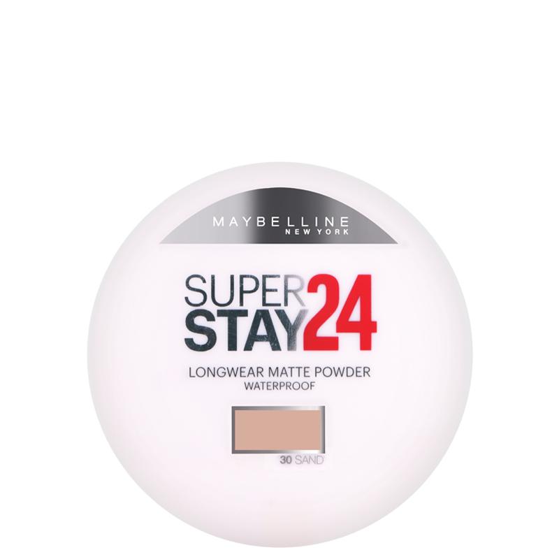 پنکیک 24 ساعته مات میبلین مدل Super Stay شماره 30 - گندمی