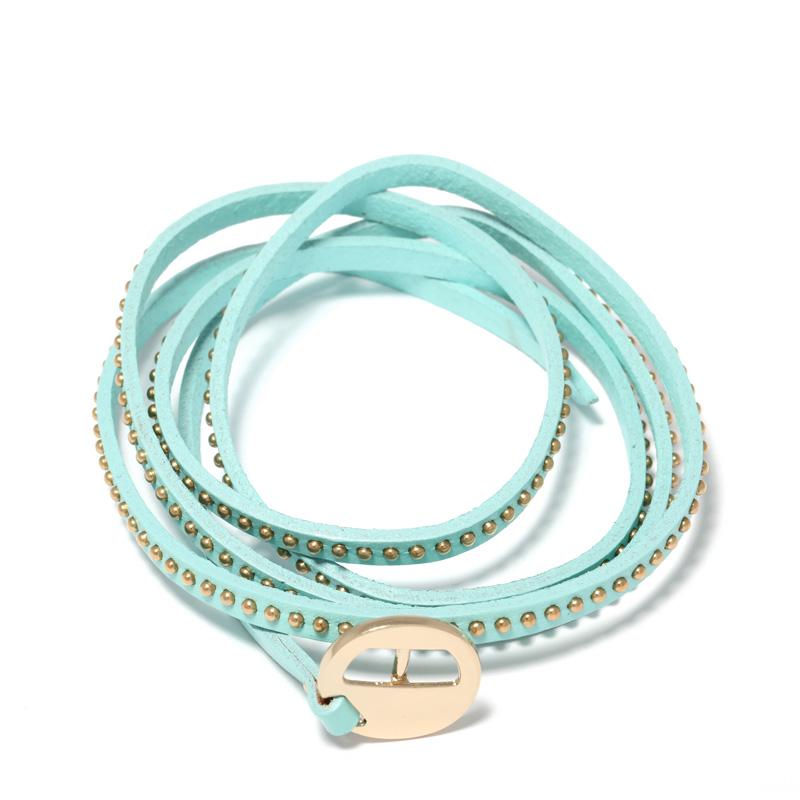 دستبند ادوریتا مدل Tornillo Azul