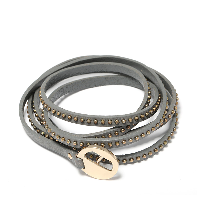 دستبند ادوریتا مدل Tornillo Gris
