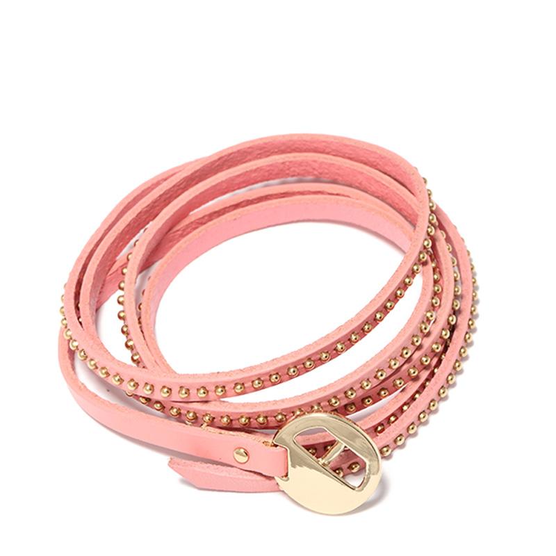 دستبند ادوریتا مدل Tornillo Rosa