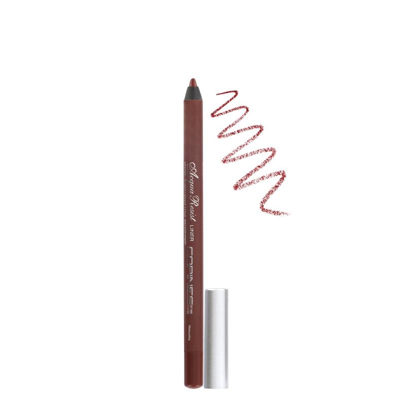 مداد لب ضد آب کُپین مدل Acqua Resist شماره 06