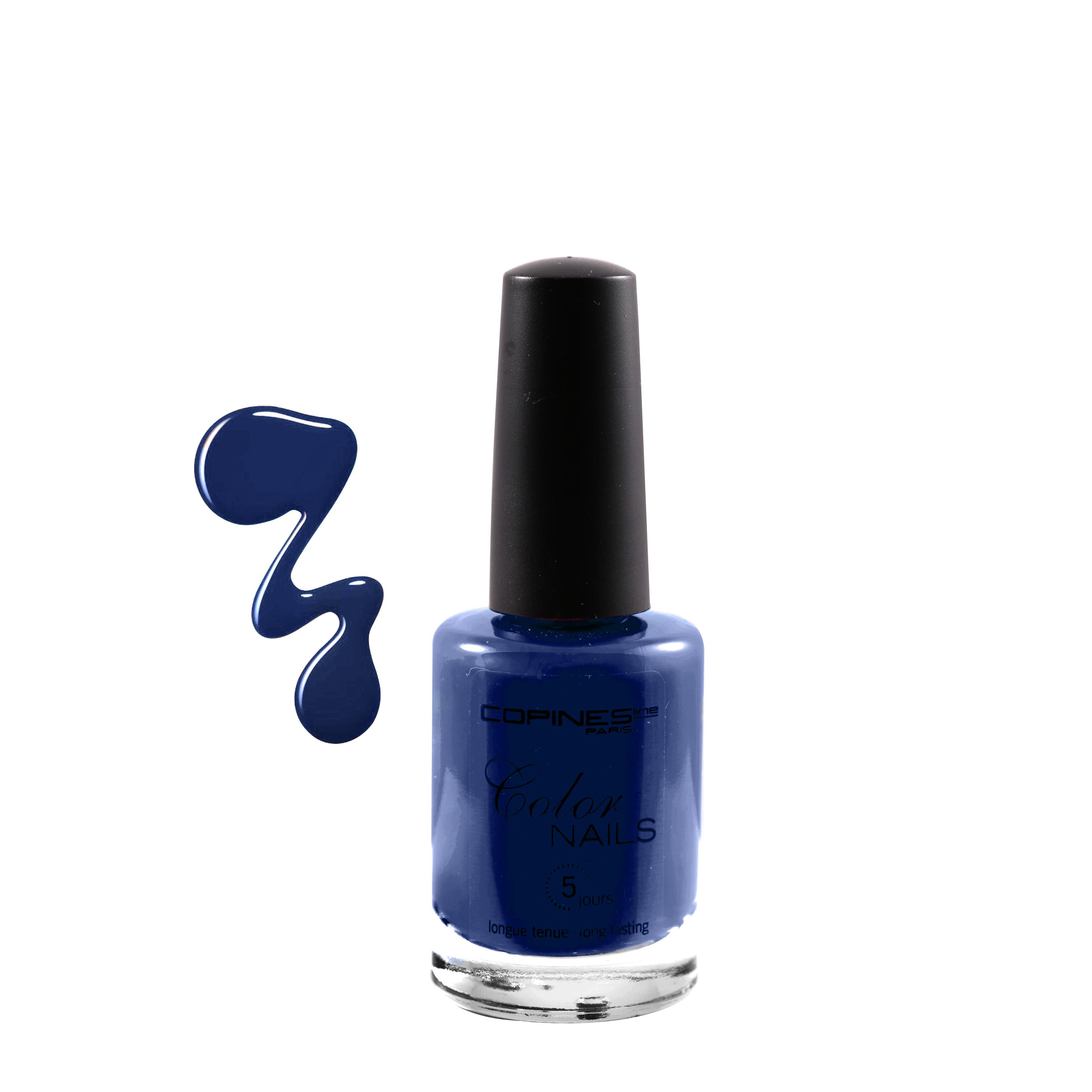 لاک ناخن کُپین شماره 23 - آبی صدفی