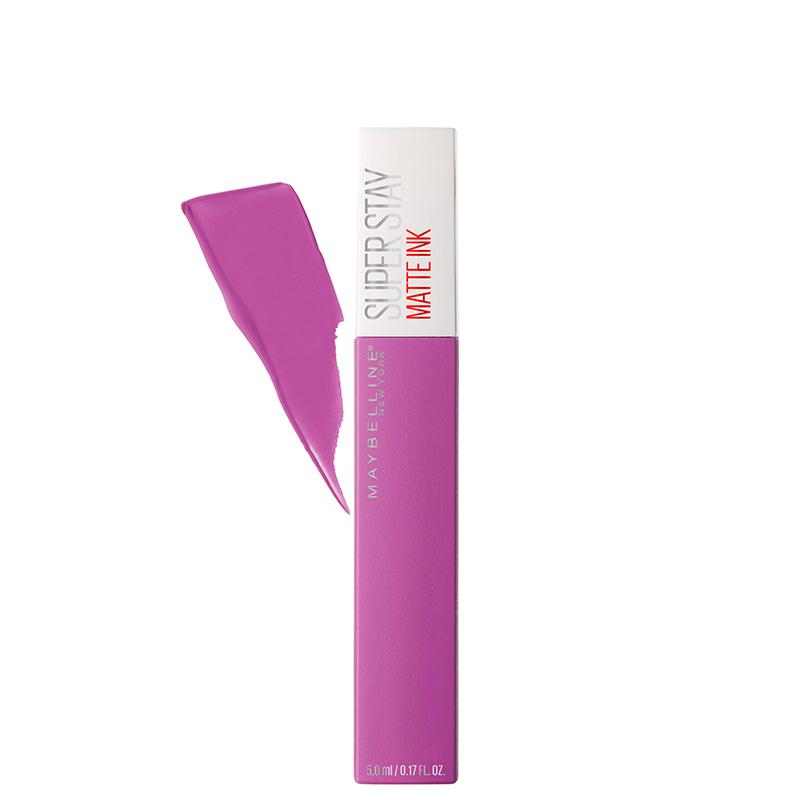 رژ لب مايع مات لورال پاریس مدل Infallible Lip Paint شماره 213 - قهوه ای جگری