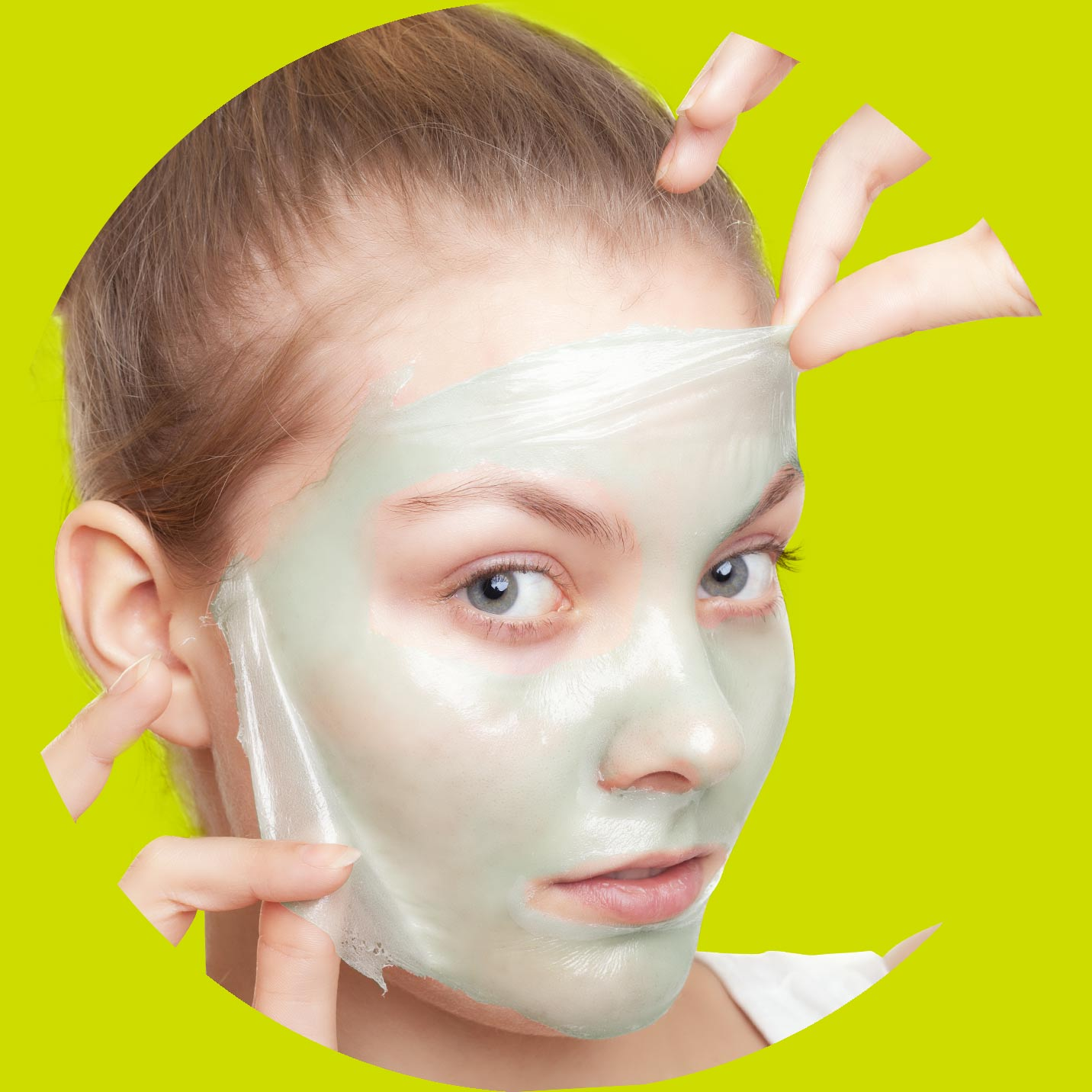 ماسک پیل آف خیار فریمن مدل Feeling Beautiful حجم 175 میل