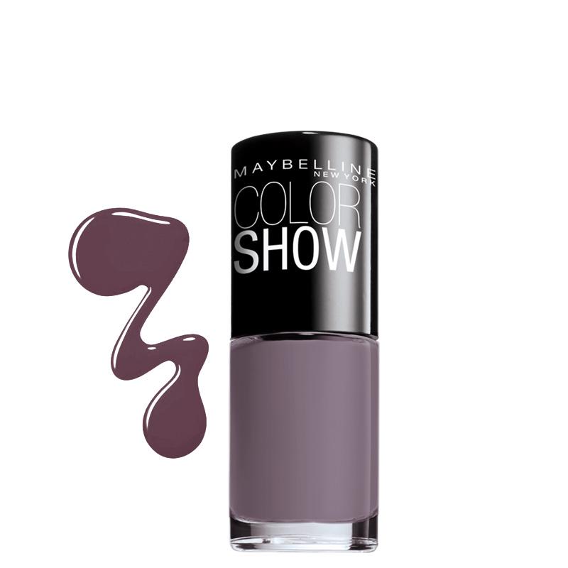 لاک ناخن میبلین مدل Color Show شماره 549 - طوسی