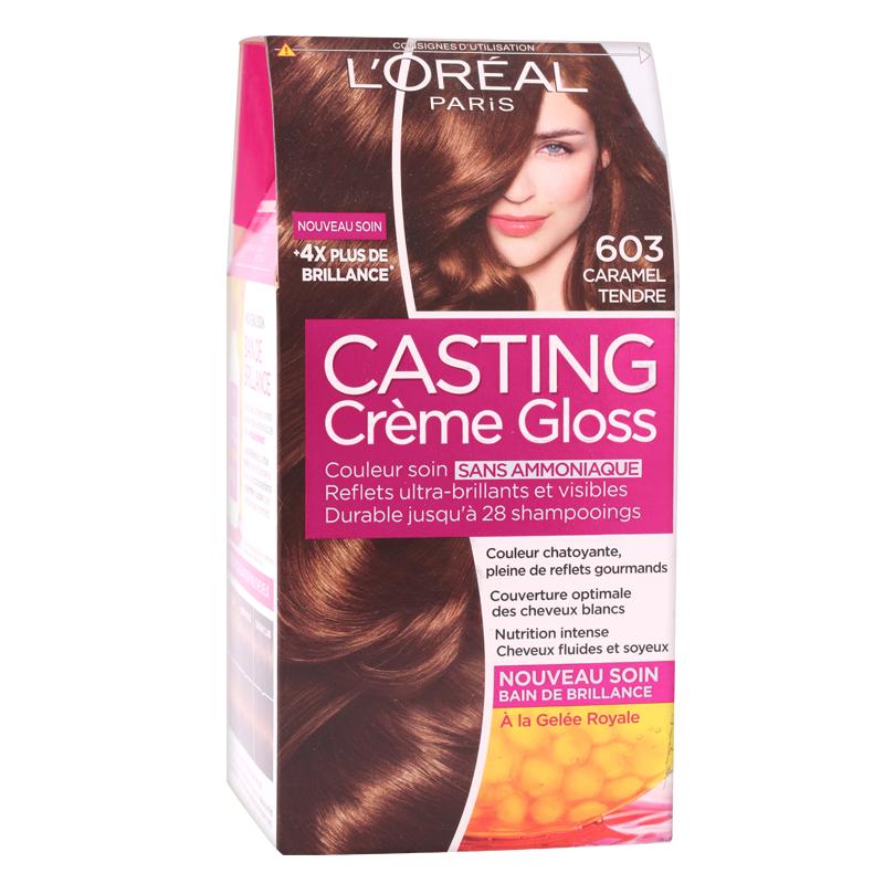 رنگ موی کستینگ