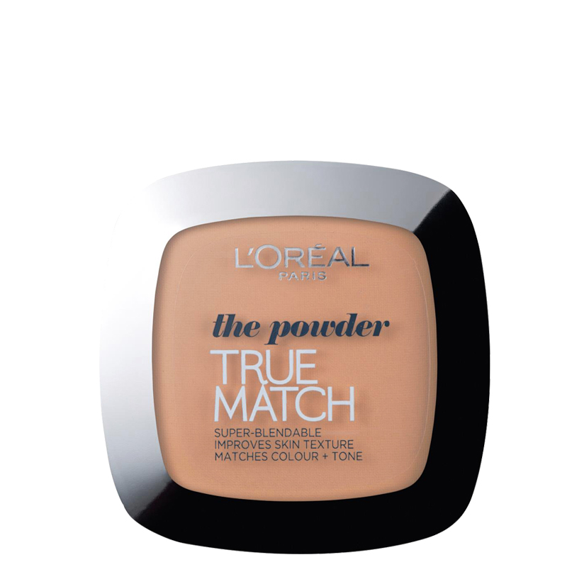 پنکیک لورال پاریس مدل True Match شماره W6.D6 - بژ تیره