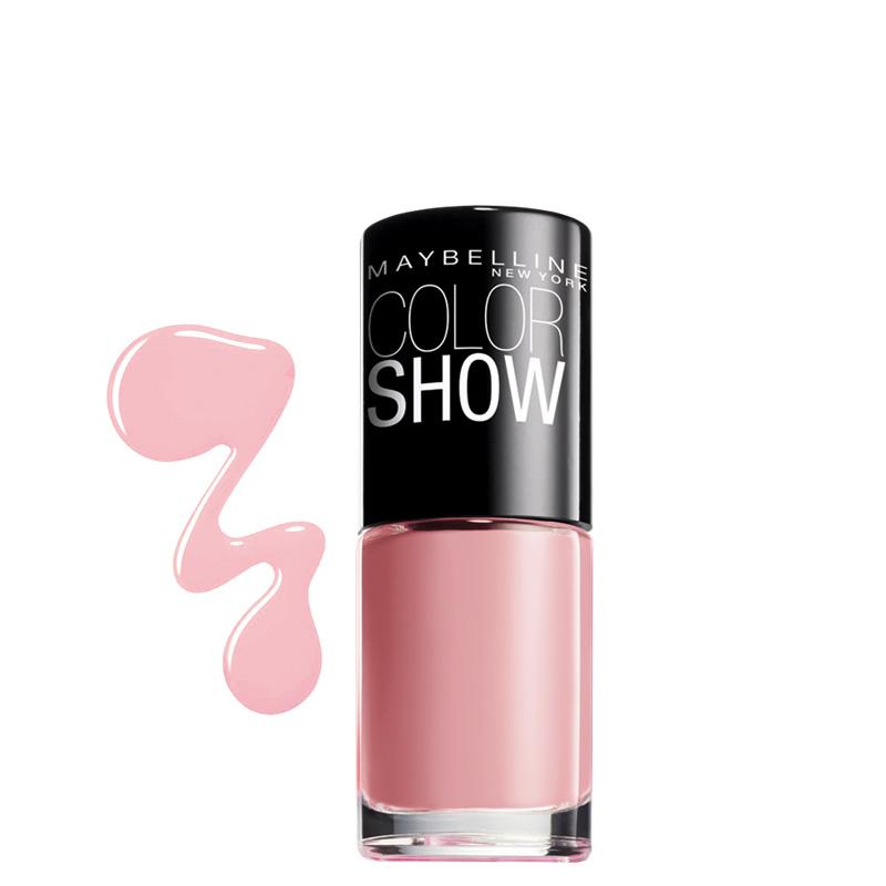 لاک ناخن میبلین مدل Color Show شماره 77 - صورتی