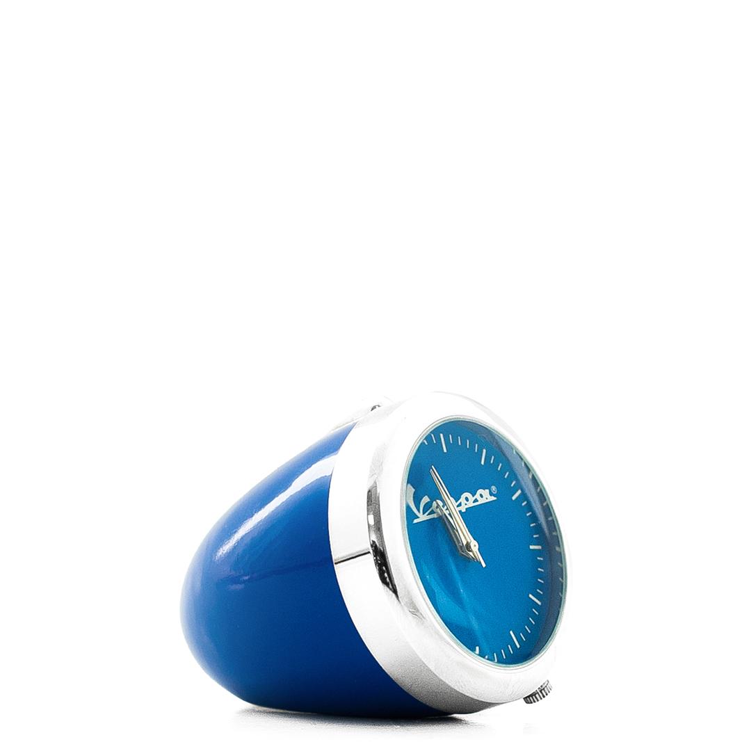 ساعت رومیزی رنگی کوچک وسپا آبی