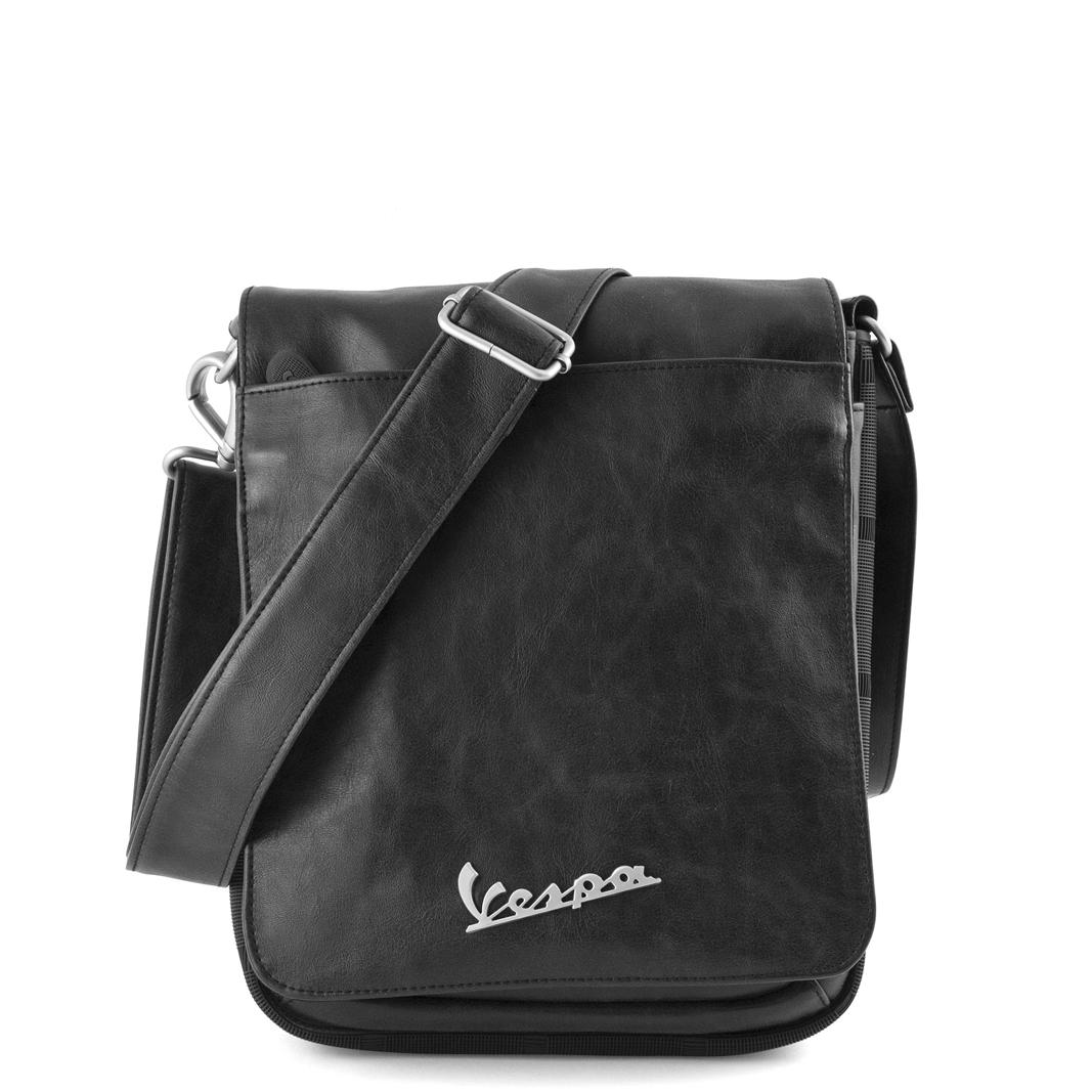 کیف دوشی تبلت وسپا - رنگ مشکی