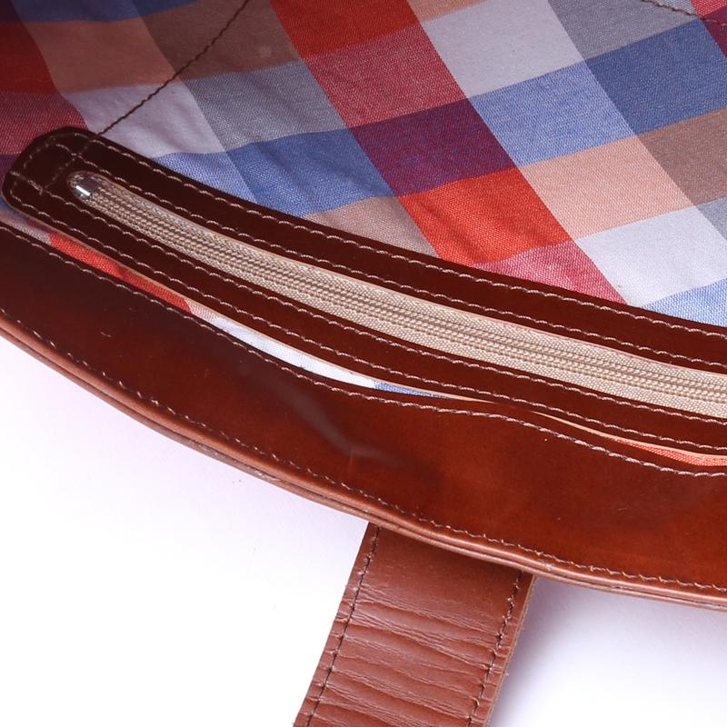 کیف دست ساز H&A مدل ماهبد