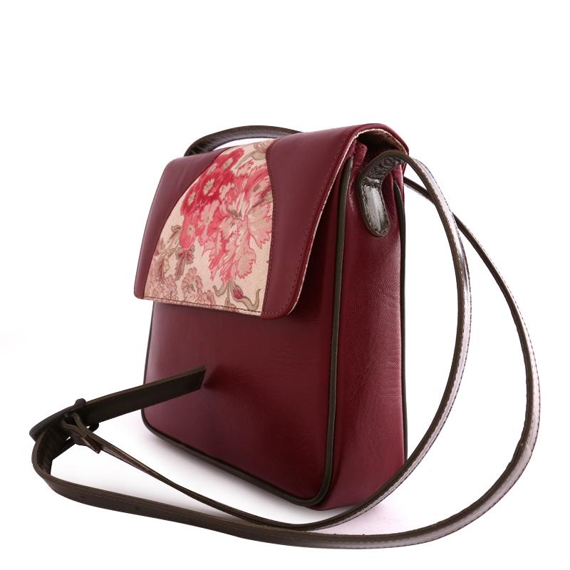 کیف دست ساز H&A مدل ماهدیس